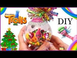 trolls diy ornaments poppy