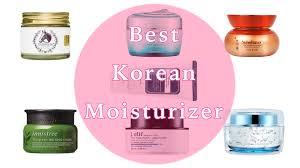 light moisturizer for sensitive skin best korean moisturizers for combination oily dry and sensitive skin