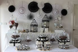 Black And White Candy Buffet Ideas by Black U0026 White Themed Lolly Bar Lolly Bliss By Nikki K