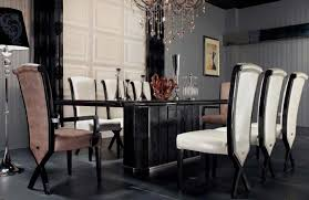 Luxury Dining Table And Chairs Luxury Black Crocodile Dining Table Vg 32 Modern Dining