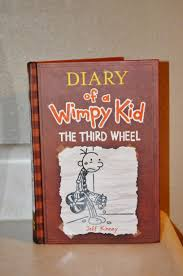 diary of a wimpy kid the third wheel book review wimpykid