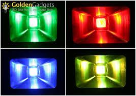 Color Changing Flood Lights 20 Watt Color Changing Led Flood Light