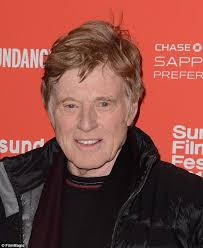 does robert redford wear a hair piece robert redford cuts a casual figure in ohio daily mail online