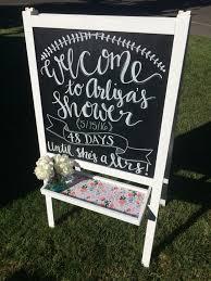 baby shower chalkboard best 25 bridal shower chalkboard ideas on kitchen tea