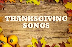 top 10 thanksgiving songs on spotify