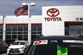 toyota dealer toyota finance uses advanced analytics to improve sales and profits