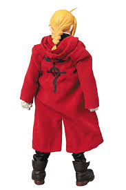Edward Elric Halloween Costume Amiami Character U0026 Hobby Shop Action Heroes 542 Edward