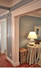 decor home depot trim moulding ideas column moulding ideas