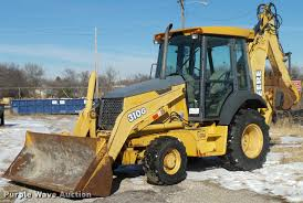 2001 john deere 310g backhoe item da5213 sold february