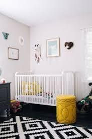 Modern Nursery Rug Black And White Nurseries White Nursery Nursery And Modern