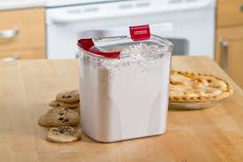 Where To Buy Kitchen Canisters Amazon Com Prep Solutions By Progressive Flour Keeper With Built