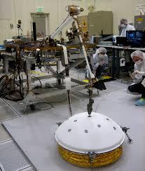 next nasa mission to mars reaches development milestone nasa