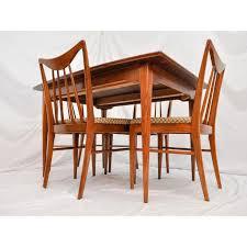 Keller Dining Room Furniture Keller Furniture Vintage Mid Century Modern Dining Table