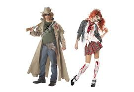 Zombie Hunter Halloween Costume 8 Awesome Halloween Costumes Couples Blossom Costumes