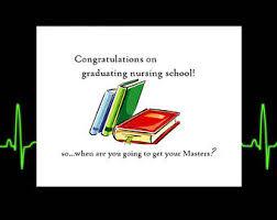 Congratulations Nurse Card Congratulations Graduating Nursing Happy Graduation
