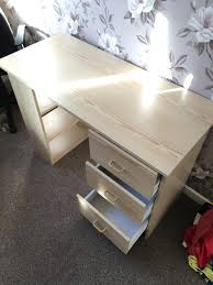 Gumtree Office Desk Beech Finish Office Desk For Sale In Brighouse West