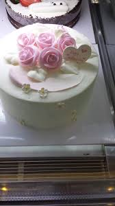 rose chiffon cake for mother u0027s day just got one simple but