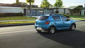 renault stepway price welcome to dacia ireland cars accessories finance