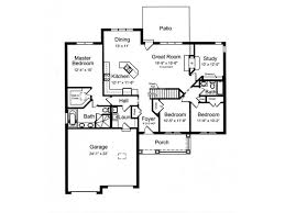3 Bedroom Open Floor House Plans 25 Best Great Layouts Images On Pinterest Square Feet Country