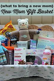 Postpartum Gift Basket Best 25 New Mom Gift Basket Ideas On Pinterest Diy Gifts New