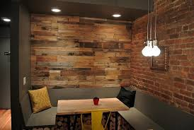 wood decor on wall wood pallet wall decor