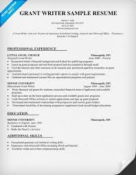 ideas collection sample grant writer cover letter in letter