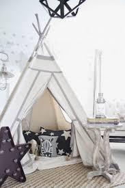 tipi chambre tipis décoration chambre insolite décoriginale