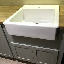 Laundry Room Cabinet With Sink Garage Sink Base Cabinet Build Your Own Outdoor Utility Sink