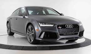 audi rs7 lease tag for audi rs7 for sale audi rs7 sportback 22 july 2016