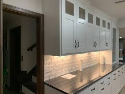 custom kitchen cabinet doors with glass sioux falls kitchen remodel