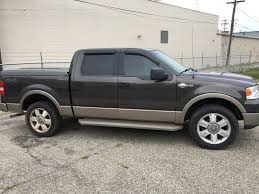 2005 Ford F150 King Ranch 4x4 2005 Ford F150 King Ranch Crew Cab 4x4 Low Compression Forfeited