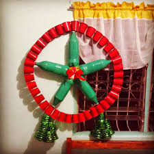 recycled christmas decorations u2013 decoration image idea