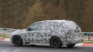 Bmw X5 Redesign - 2018 bmw x5 spied on the nürburgring