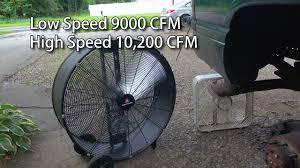 tpi industrial fan parts county line tractor supply 36 inch barrel fan youtube