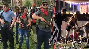 las vegas shooting exposed as antifa led false flag attack