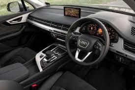 Audi E Tron Interior Audi Q7 E Tron Plug In Hybrid Suv 2016 Review Auto Express