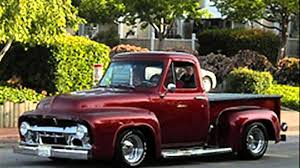 Vintage Ford Truck Parts For Sale - 1954 ford f100 pickup youtube