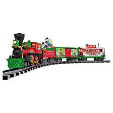 lionel mickey mouse express ready to play set target