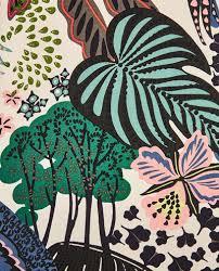 kimono repeat pattern image 7 of printed kimono from zara leafy pattern foliage repeat