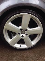 audi rs6 wheels 19 genuine rs6 19 9j 5x112 audi alloy wheels no tyres in
