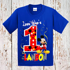 mickey mouse 1st birthday shirt mickey mouse birthday shirt mickey mouse shirt mickey