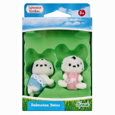 sylvanian families garden set sylvanian families twins assorted the warehouse