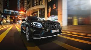 mercedes dealership inside the new mercedes amg glc 43 4matic