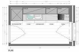 kitchen kitchen renovation kitchen design layout floor archicad