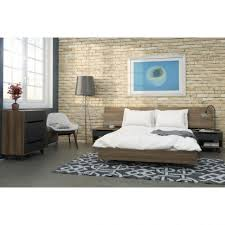 Master Bedroom Suites Floor Plans Bedroom Bedroom Present Exposed Brick Accent Wall Floating