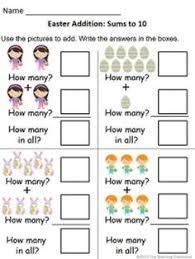 fall addition u0026 subtraction within 10 subtraction worksheets