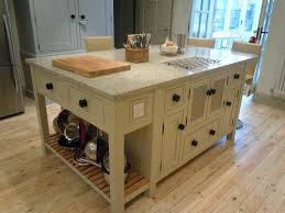 free standing kitchen islands freestanding kitchen island givegrowlead