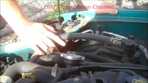 headlight bulb replacement dodge neon 1997 headlamp install remove