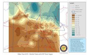 Map Of Mesa Az Rainfall Data Maricopa County Az