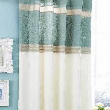 Curtain Pleating Tape Duck Egg Blue Stripe Pencil Pleat Curtains Integralbook Com